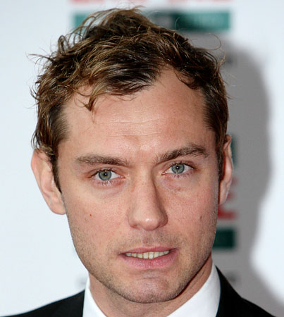 Jude Law Tries to Block His Ex-Wife's Tell-All Book