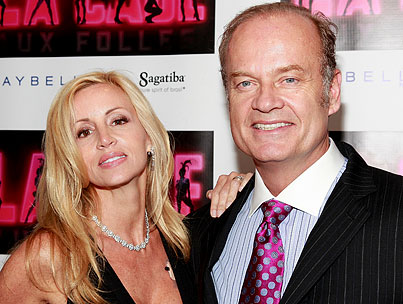 Kelsey Grammer Slams Divorce Rumors