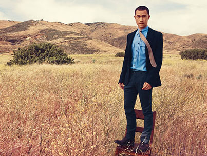 "Joseph Gordon-Levitt: ""I'm A Pothead"" (PHOTOS)"