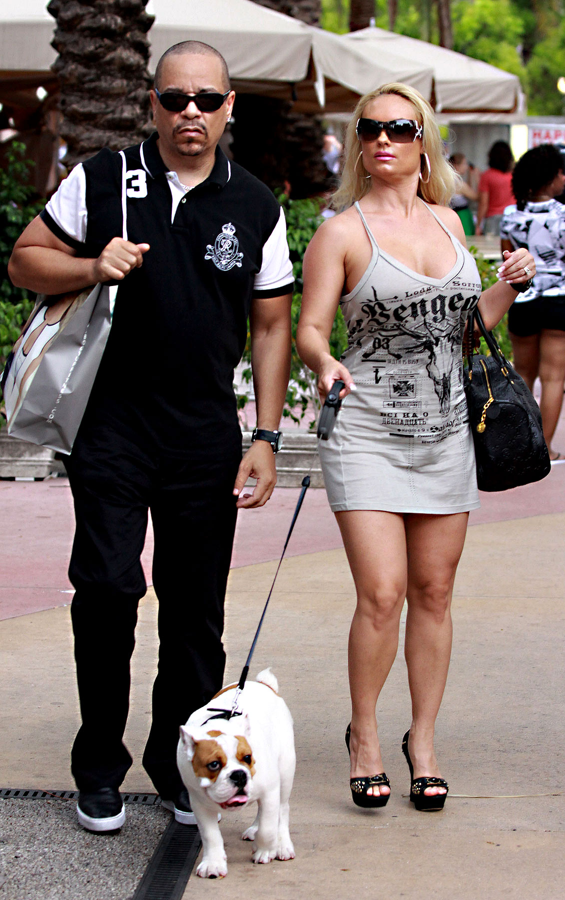 Ice-T & Coco Make Miami Even Hotter (PHOTOS)