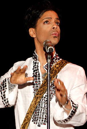 Prince Quits The Internet