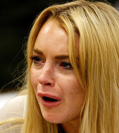BUZZINGS: Lindsay Lohan May Serve Only 23 Days In Jail