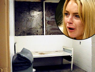 Lindsay Lohan's New Home Revealed!