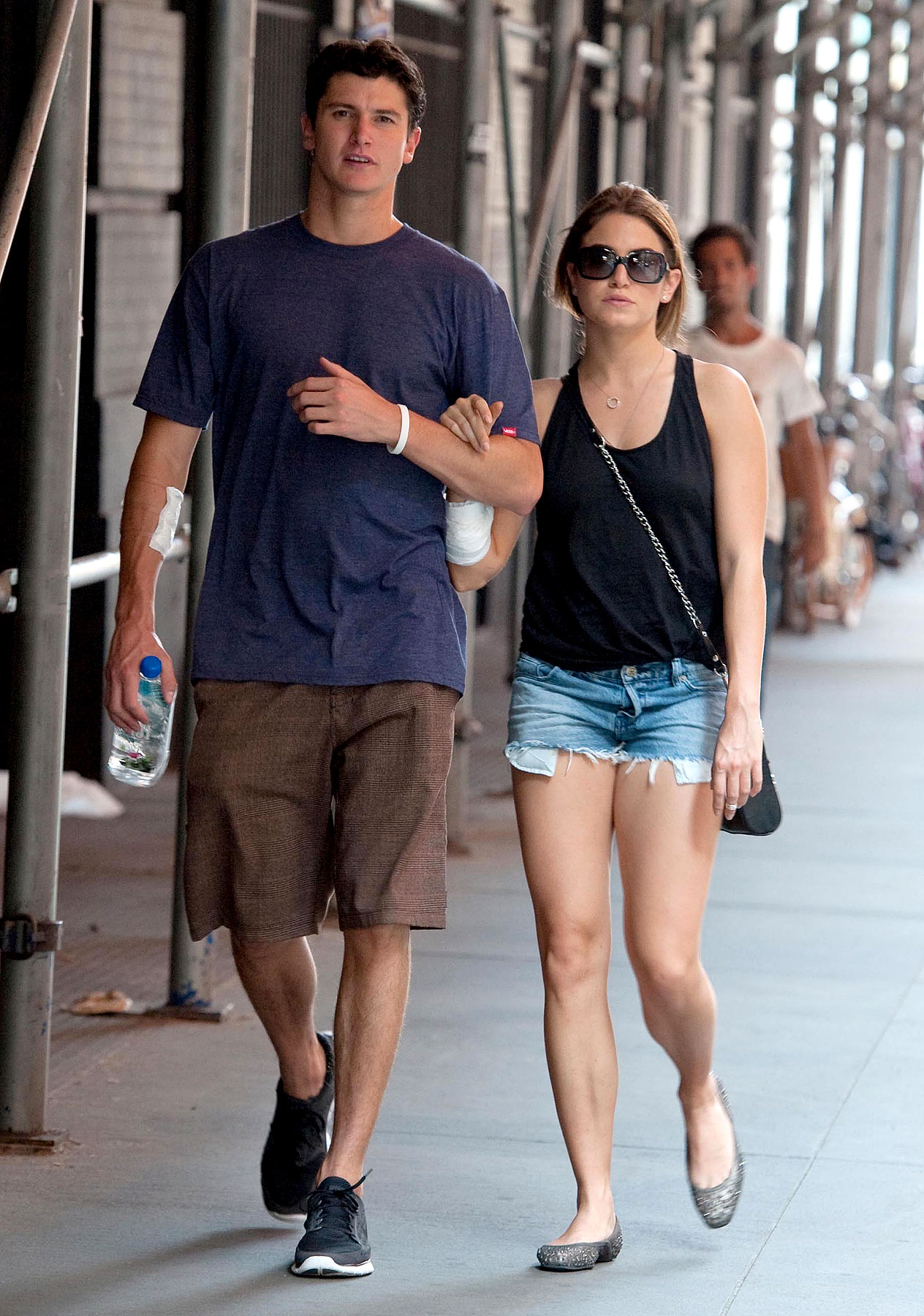 Who Is Nikki Reed's New Mystery Man? (PHOTOS)