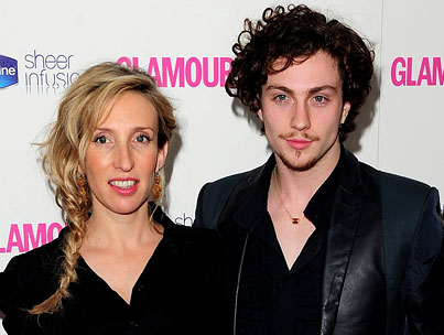 'Kick-Ass' Star Aaron Johnson & Fiancee Welcome Baby Girl
