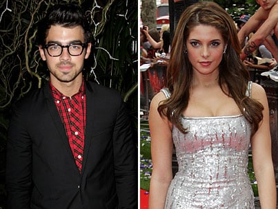 Is Joe Jonas Dating Ashley Greene?