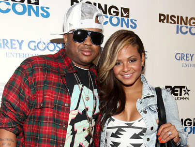 Christina Milian and The-Dream Announce Split After Racy Photo Scandal