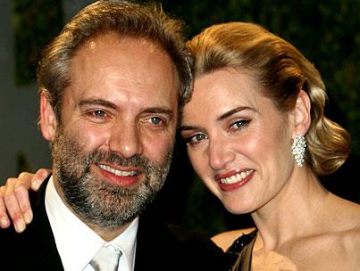 Kate Winslet & Sam Mendes Back Together?