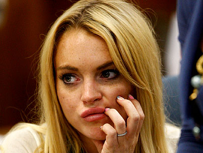 Lindsay Lohan Using 'Chicago' To Avoid Jail Time