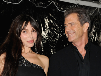 Mel Gibson Fires Back at Oksana Grigorieva with Extortion Claim