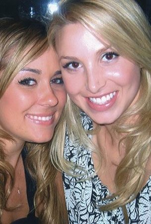 Whitney Port Shares Some Old School Party Pics (PHOTOS)