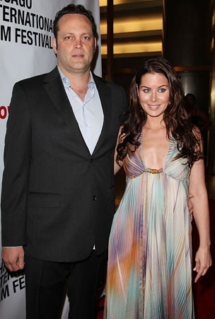 Vince Vaughn Is Going to Be a Father