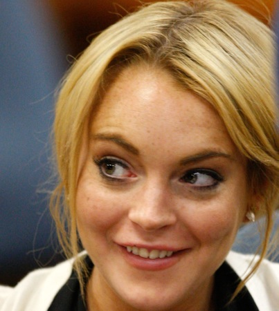 BUZZINGS: Why Lindsay Lohan's Jail Stay Will Be Really Good for Her