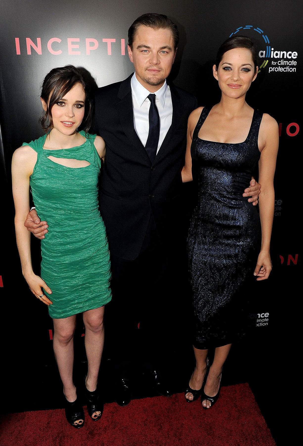 Fashion FTWs Of The 'Inception' Premiere in L.A. (PHOTOS)