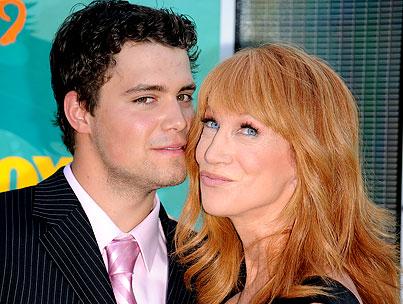 Kathy Griffin Devastated by Levi Johnston/Bristol Palin Engagement
