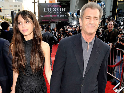 Did Mel Gibson Hit His 2-Month-Old Child?