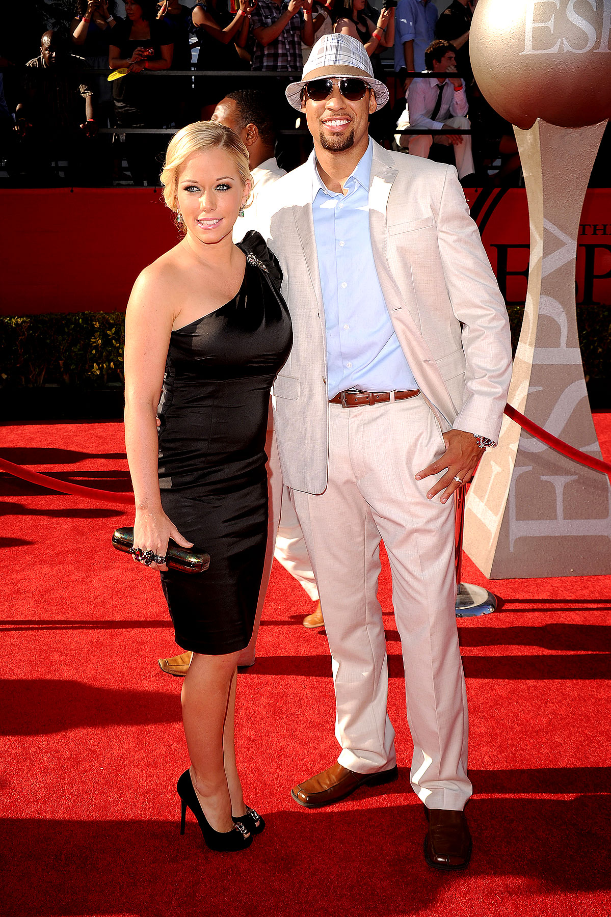 Fashion FAILs & FTWs Of The 2010 ESPY Awards (PHOTOS)