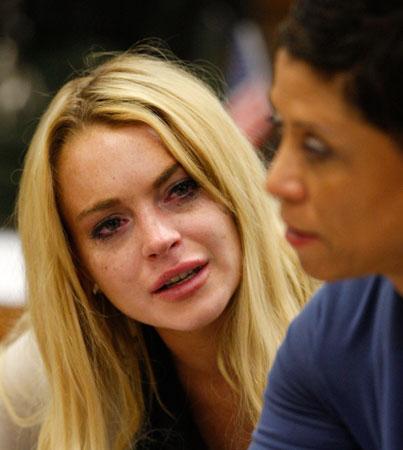 Lindsay Lohan Wants A Free Lawyer