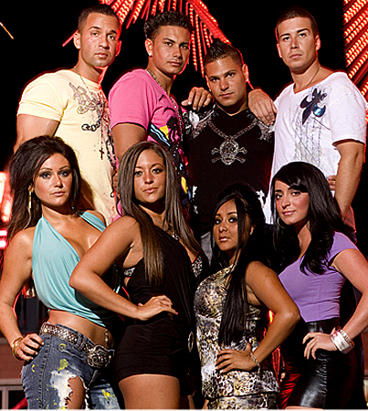BUZZINGS: The 'Jersey Shore' Cast Wants You to Gui-Do Something
