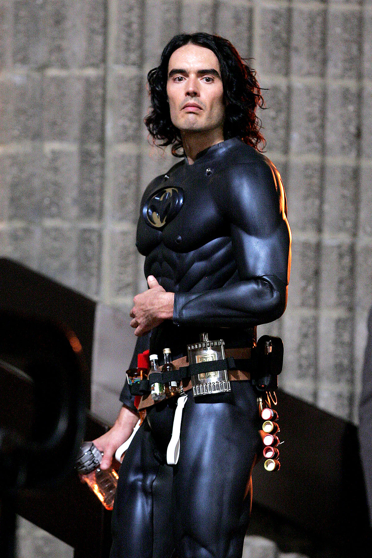 Russell Brand Is Batman (PHOTOS)