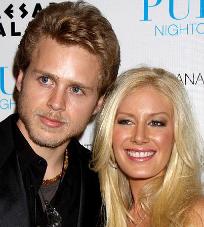 Spencer Pratt Picked Fame Over Heidi