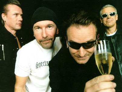 U2: The Richest Band In The World