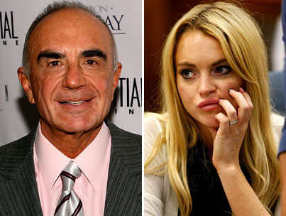 Lindsay Lohan's New Lawyer Quits