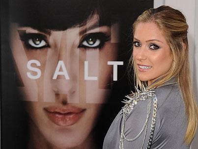 Kristin Cavallari Wants to Act With Angelina Jolie