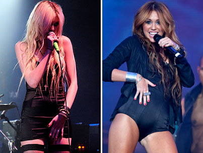 Miley Cyrus 'Furious' Over Taylor Momsen's Dis-Fest