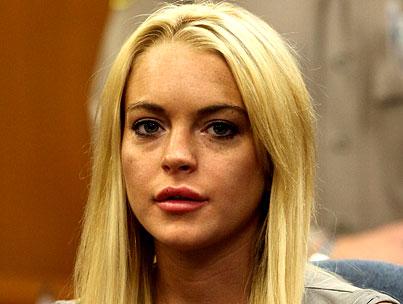 Lindsay Lohan Is Jail Neighbors With Her 'Bling' Burglar