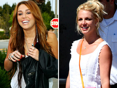 Miley Cyrus Takes Britney Spears Comparison as a Compliment