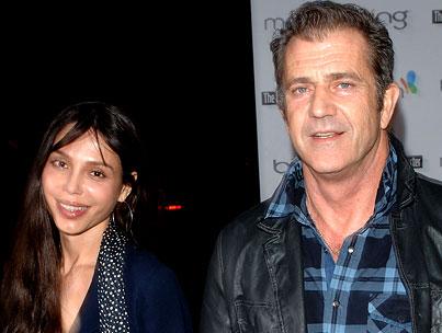 Mel Gibson Allegedly Threw Oksana's Son Onto a Table
