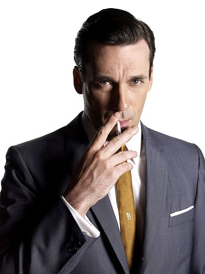 Jon Hamm Is Totally Smoking In New 'Mad Men' Promo Pics (PHOTOS)