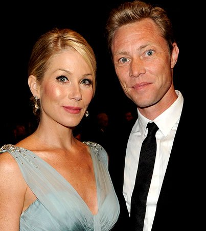 Baby News for Christina Applegate