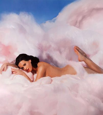 Naked Katy Perry is a 'Teenage Dream'