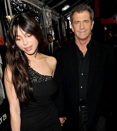 Report: Mel Gibson's Ex Investigated for Extortion