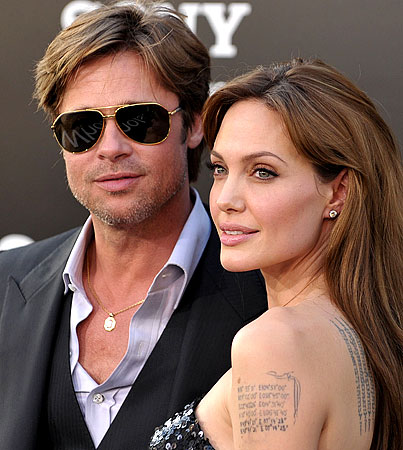 Brad Pitt and Angelina Jolie Win Privacy Settlement From Tabloid