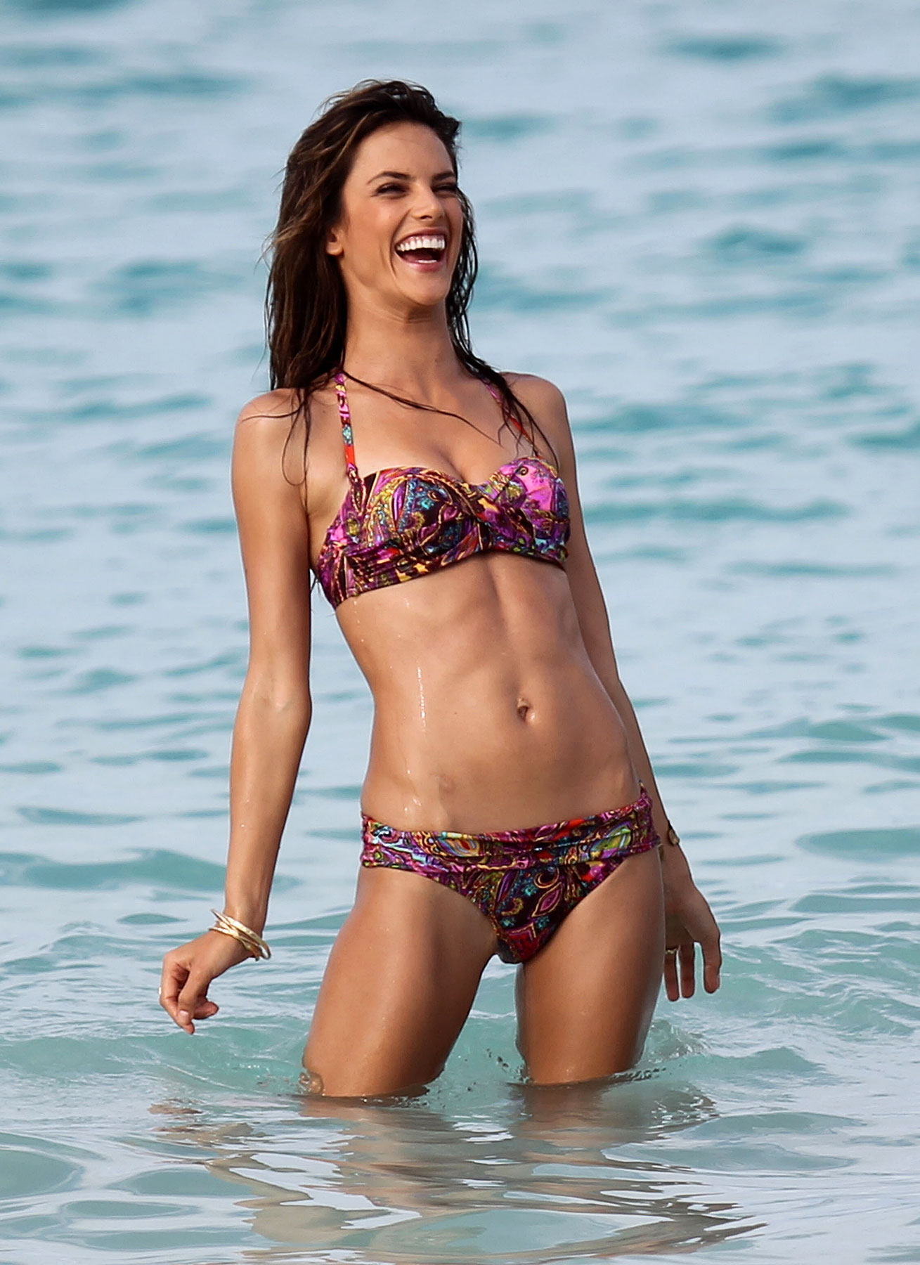 Bikini Friday With Alessandra Ambrosio (PHOTOS)
