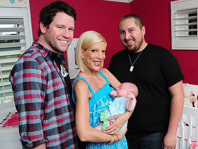 Tori Spelling is a Mother — Again!