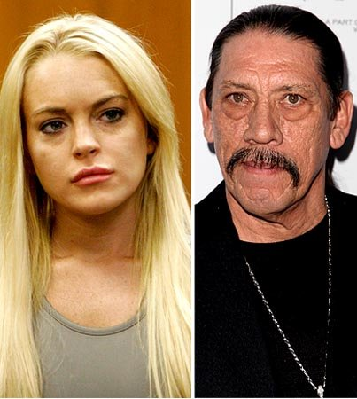 Lindsay Lohan's Co-Star Says That Jail Will Probably Do Her Good