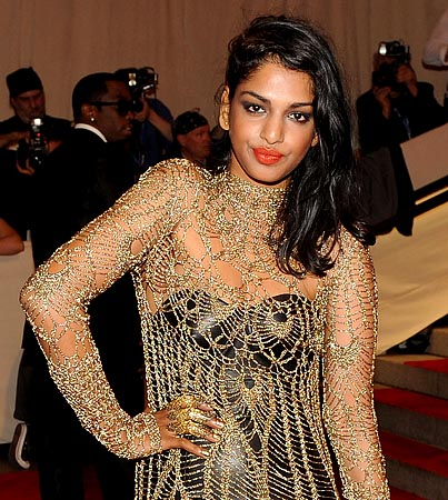 M.I.A. Double-Disses Lady Gaga and Oprah Winfrey