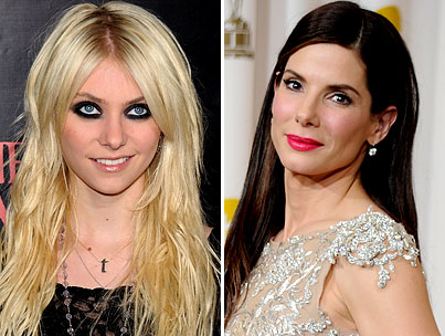 Happy Birthday, Taylor Momsen and Sandra Bullock!