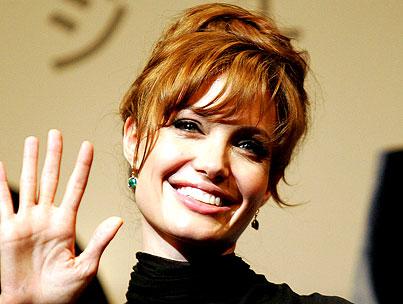 Angelina Jolie Joins Twitter … Sort of