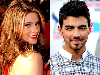 Joe Jonas and Ashley Greene Spotted on ANOTHER Dinner Date-photo