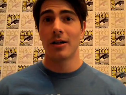 Brandon Routh and Mae Whitman Talk 'Scott Pilgrim' At Comic-Con [VIDEO]