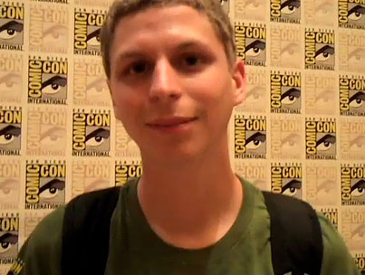 Michael Cera Talks 'Scott Pilgrim' At Comic-Con [VIDEO]