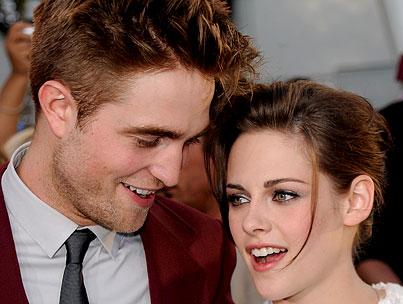 Kristen Stewart Practices Stripper Moves on Robert Pattinson