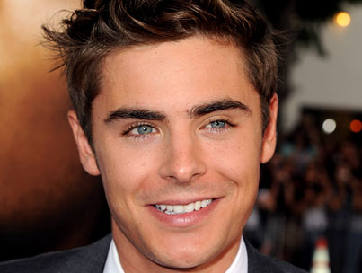 Zac Efron Gets 'Lucky' on the Big Screen