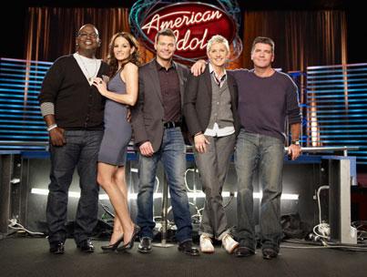 Ellen DeGeneres Quits 'American Idol'