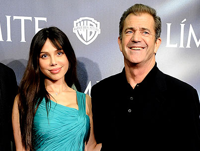 Mel Gibson's Alleged Apology to Ex-Girlfriend